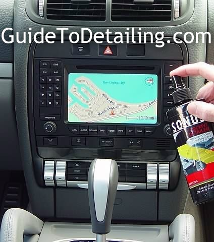 Solution for Cleaning Vehicle's Inside