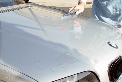 Waterblade, paint safe, car drying squeegee