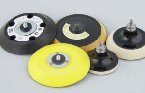 Velcro backing plates